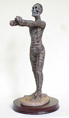 The Mummy Incredible Detail Resin Statue Hand Painted 32cm.....