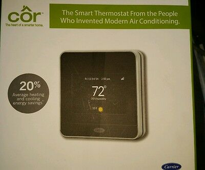*NEW* Carrier Cor Programmable Wi-Fi Thermostat  TP-WEM01