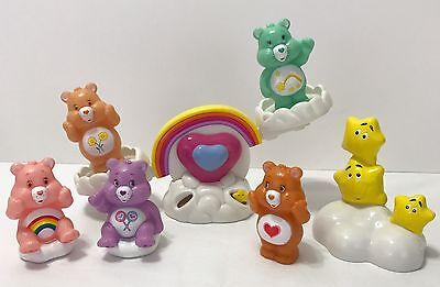 Care Bears Care A Lot See Saw Teeter Totter Wish Friend True Heart Cheer Tender