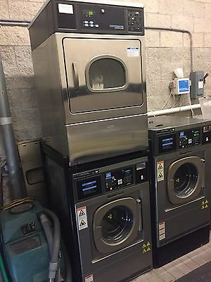 Continental Girbau E Series Washer and Dryer