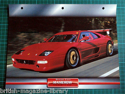 Mamerow Ferrari F355 - Dream Cars Atlas Edition