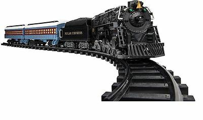 Lionel Polar Express Train Set Toy Locomotive Gift W/ Remote Best Gift For Boys
