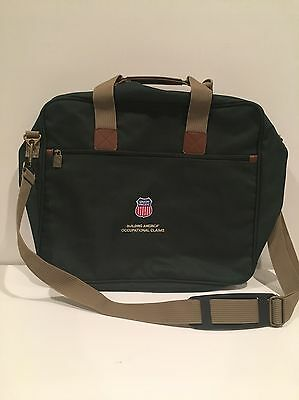 Union Pacific Crew Management Services Computer Tote Carry Bag Nice!