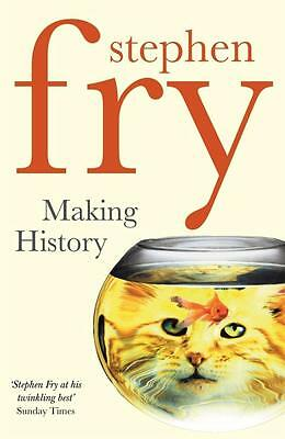 NEW Making History By Stephen Fry Paperback Free Shipping