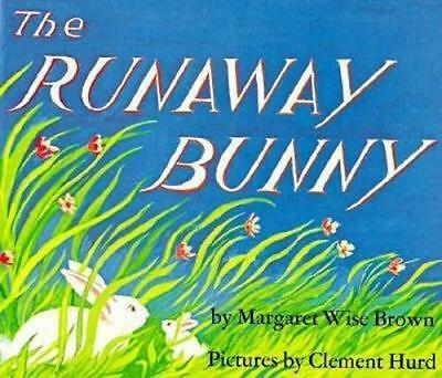 NEW The Runaway Bunny By Margaret Wise Brown Board Book Free Shipping