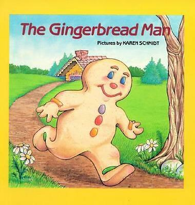 NEW The Gingerbread Man By K. Schmidt Paperback Free Shipping