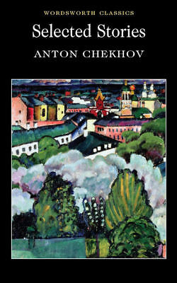Selected stories by Anton Chekhov (Paperback)
