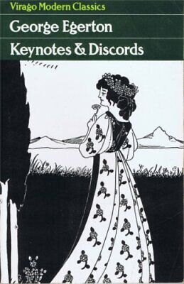 Keynotes & Discords, Egerton, George Paperback Book The Cheap Fast Free Post