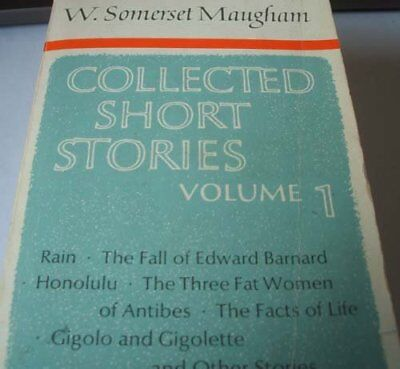 Collected Short Stories: Volume 3, William Somerset Maugham Book The Cheap Fast