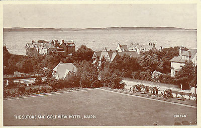 The Sutors & Golf View Hotel, NAIRN, Nairnshire