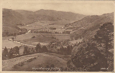 The Valley, MAENTWROG, Merionethshire