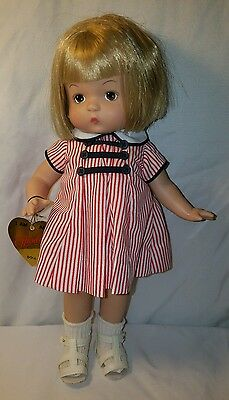 Effanbee Patsy doll with wig 2003 13""