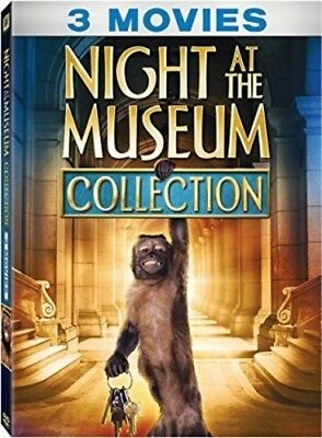 Night at the Museum: 3-Movie Collection [New DVD] 3 Pack