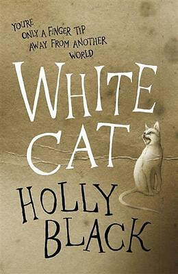 NEW The White Cat By Holly Black Paperback Free Shipping