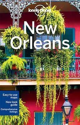 NEW New Orleans By Lonely Planet Paperback Free Shipping