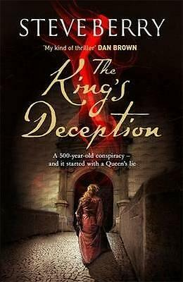NEW The King's Deception By Steve Berry Paperback Free Shipping