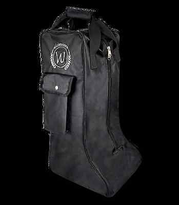 Boot Bag Riding boots bag bag Leather Riding Boots Rubber Boots NEU