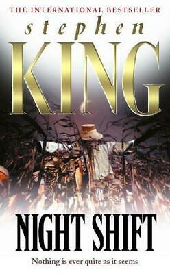 Night shift by Stephen King (Paperback)
