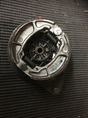 Honda CBF 125 * complete REAR DRUM BRAKE * 2012 MA * 09-12 * FREE POST