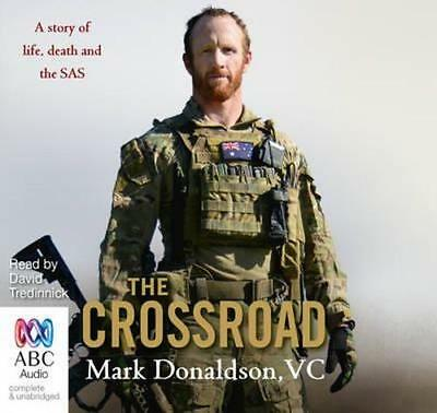 NEW The Crossroad By Mark Donaldson Audio CD Free Shipping