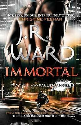 NEW Immortal By J. R. Ward Paperback Free Shipping
