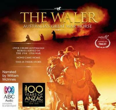 NEW The Waler By Various Authors Audio CD Free Shipping