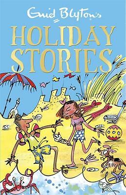 NEW Enid Blyton's Holiday Stories By Enid Blyton Paperback Free Shipping