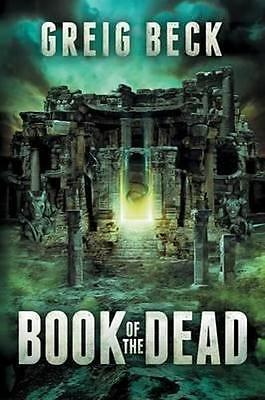 NEW Book of the Dead By Greig Beck Paperback Free Shipping