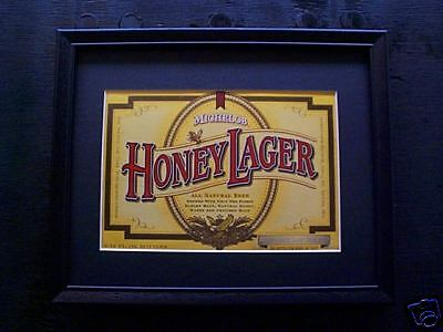 Michelob  Honey  Lager   Beer Sign  #124