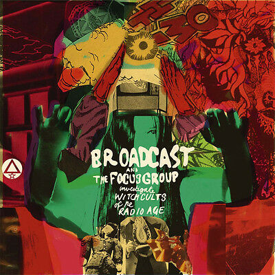 Broadcast & The Focus Group - Investigate Witch Cults Of The Radio Age Vinyl LP
