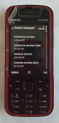 Nokia 5730 XpressMusic NEVER USED