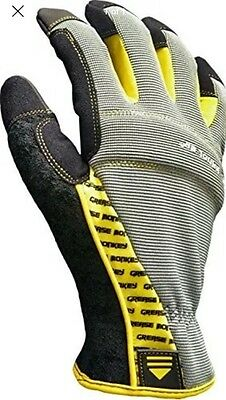 "NEW GREASE MONKEY ""Tool Handler"" WORK GLOVES  Touchscreen Technology X-Large"