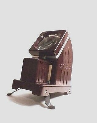 Vintage Slide Viewer Airequipt Model T-1 Dual Purpose Viewer Working Condition