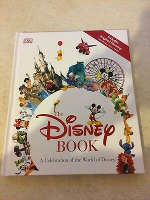 The Disney Book - A Celebration Of The World Of Disney.