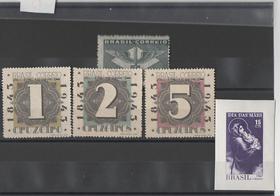 Brazil - not used - 1941 - 1943 - 1967
