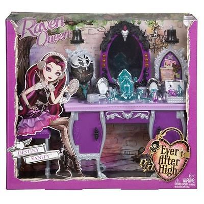 La Coiffeuse De Raven Queen Ever After High NEUF