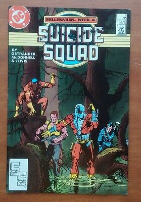 Suicide Squad (January 1988 1st Series) #9