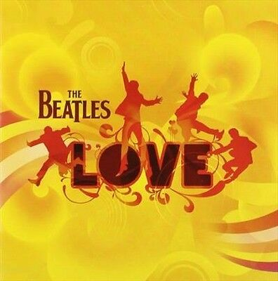 Love ***yellow Barcode***, 2006  The Beatles CD NEW