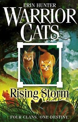 Warrior Cats: Rising storm by Erin Hunter (Paperback)