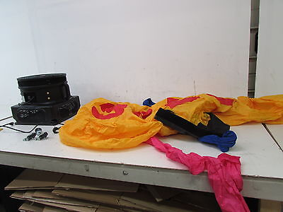"""Torero Inflatables Air Dancer Giant Yellow """"SALE"""" Arrow Inflatable"""