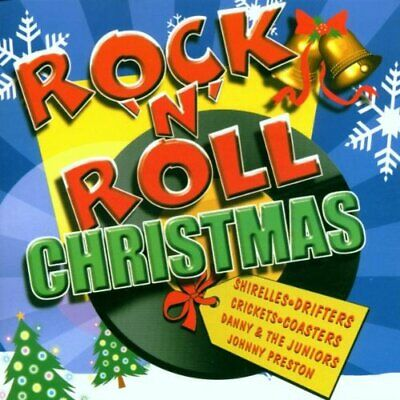 Tokens - Rock 'n' Roll Christmas - Tokens CD I2VG The Cheap Fast Free Post The