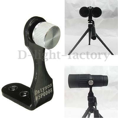 Universal Metal L-Shapep Tripod Adapter / Mount / Bracket Binoculars Telescope