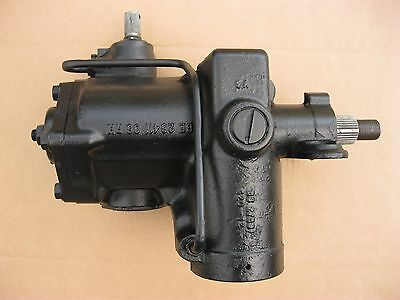 Land Rover Defender Power Steering Box - Fully Reconditioned **4 BOLT**