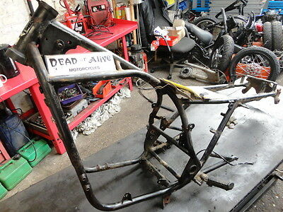 Suzuki Gs 650 Katana  Frame With V5 Document 1 Owner,  Collection Only