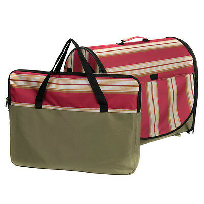 Favorite Soft Sided Pet Portable Carrier Airline Approved Travel Dogs Cats XL