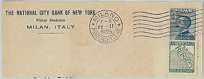 60000 -  ITALY - POSTAL HISTORY - ADVERTISING STAMP on CUT-OUT: Reinach OIL 1925