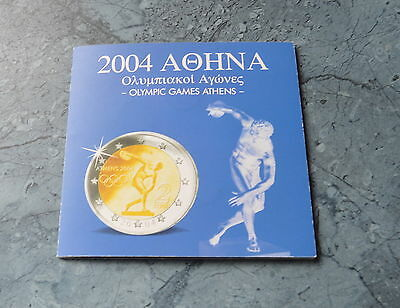 * Griechenland KMS 2004 st * Olympiade Athen