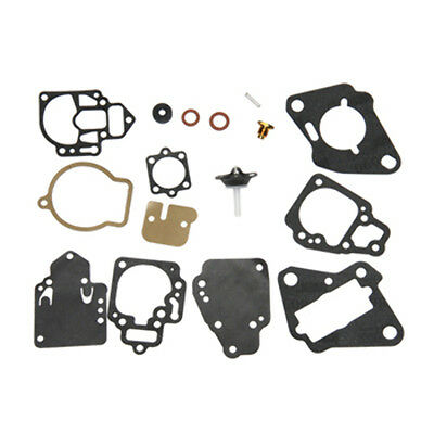 Mercury 6 - 25 HP  Carburetor Kit 2cyl 18-7212 replaces 1395-97611 MD