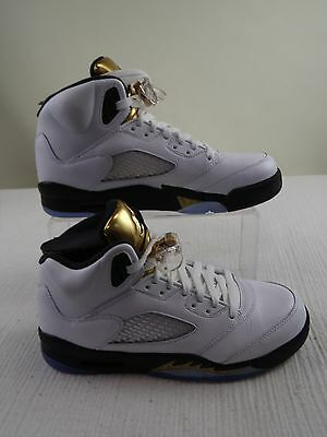 NWOB Air Jordan Retro 5 'Olympic' GS Youth Shoes Size 6Y