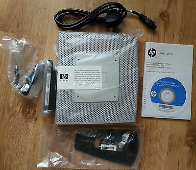 Hp T5740 Thin Client + Psu + Stand + Power Cord + Cd & Setup Guide